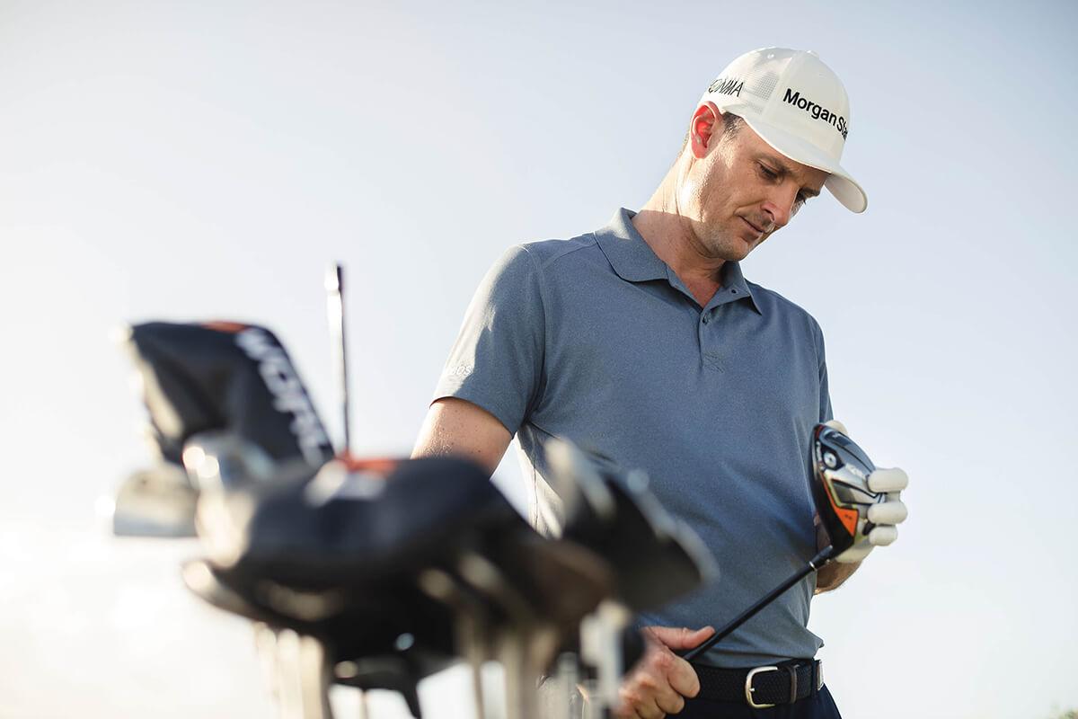 Justin Rose x Honma Golf