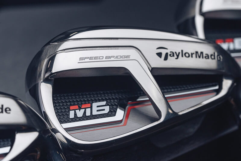 TaylorMade M5 & M6 IRONS