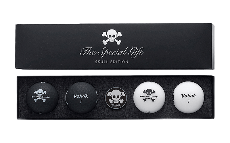 Volvik Skull Edition Pan West Special