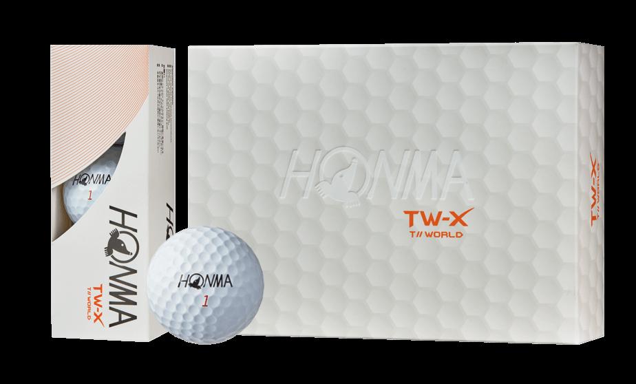 Honma TW-X Golf Balls