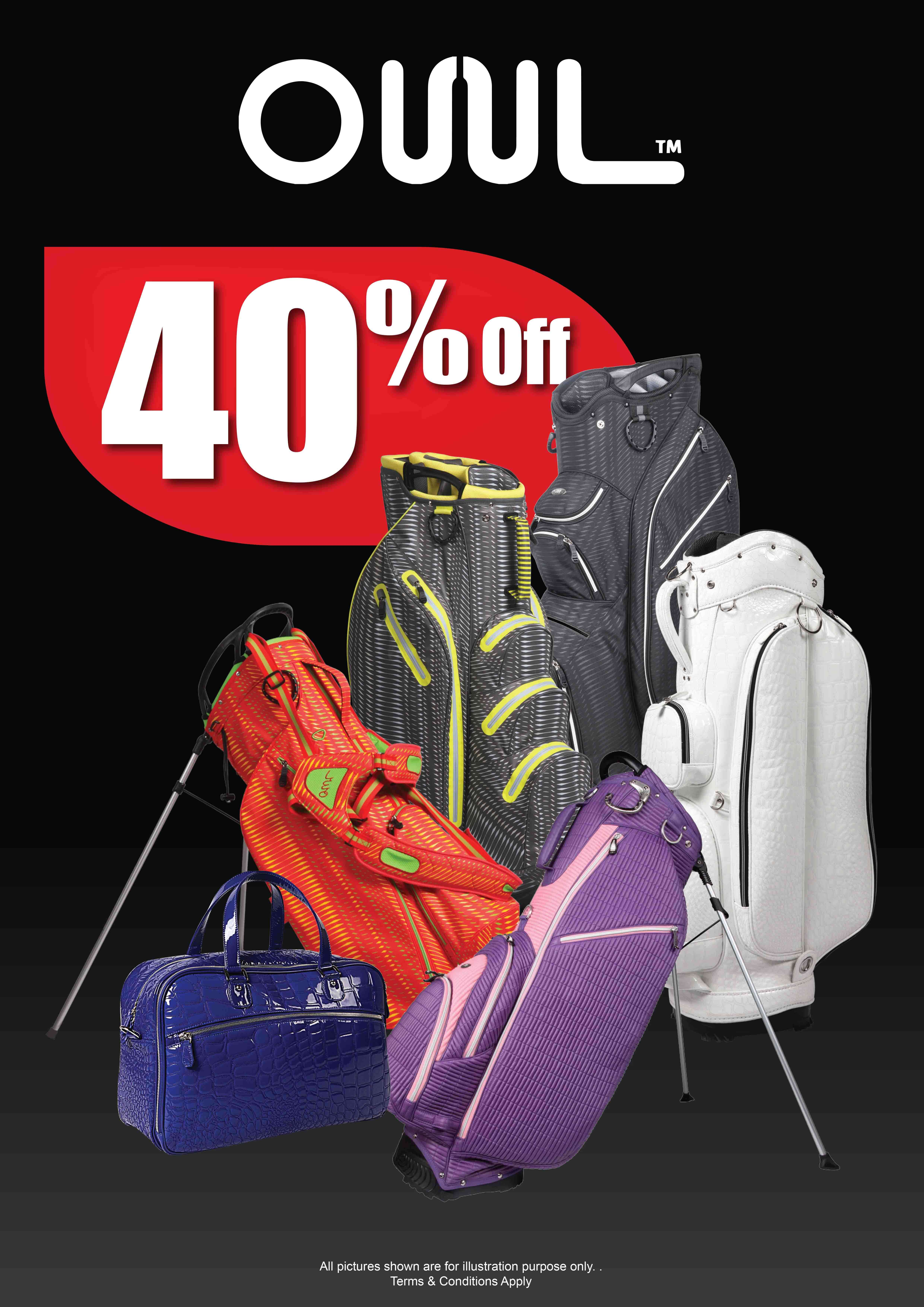 OUUL 40% off