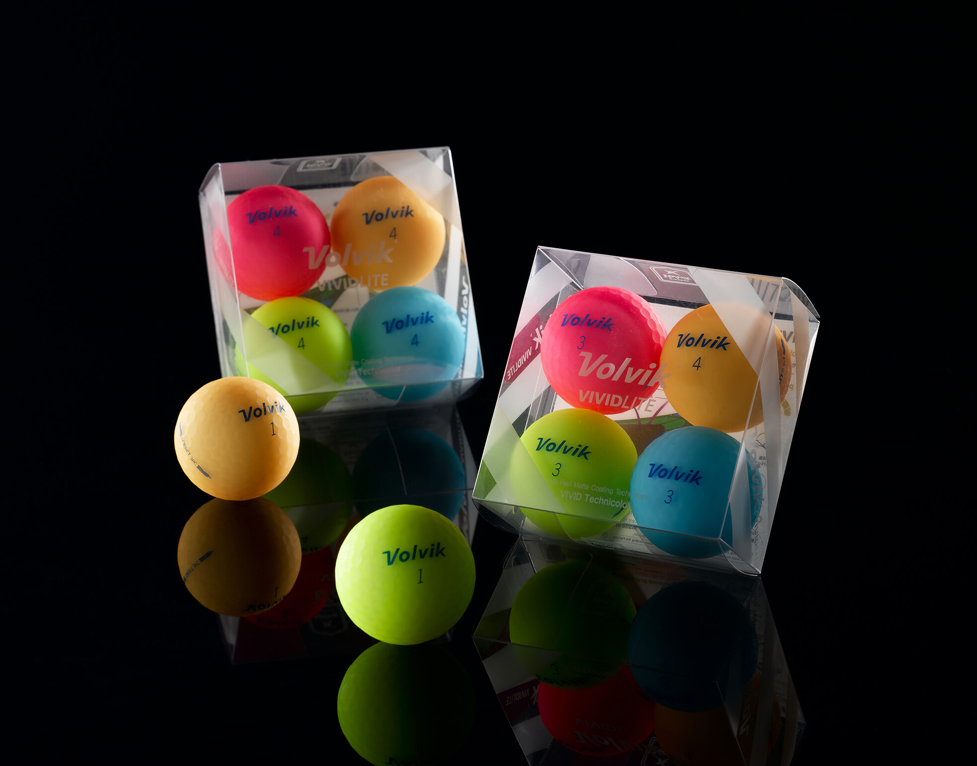 Volvik Vivid Soft and Vivid Lite Golf Balls Earn Accolades on 2018 Golf Digest Hot List
