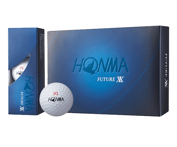 Honma releases 6-layer Future XX golf ball