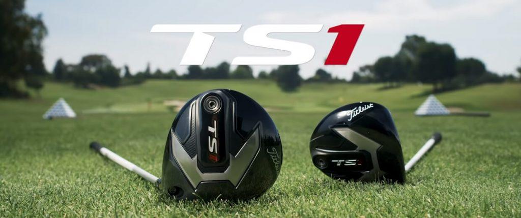 Titleist Introduces Ultra-Lightweight TS1 Driver for