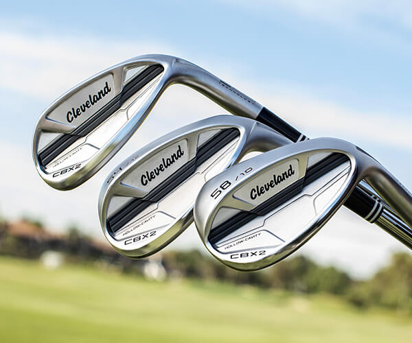 New Cleveland CBX 2 Wedge Focuses On Forgiveness