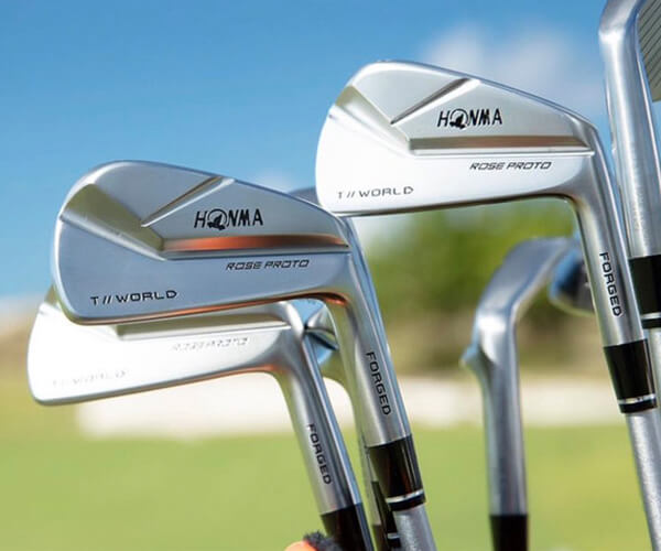 HONMA Tour World 747 ROSE PROTO MB IRONS