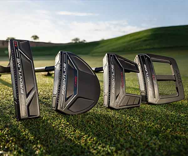CLEVELAND GOLF INTRODUCES FRONTLINE, A COMPLETELY NEW WAY TO DESIGN A PUTTER