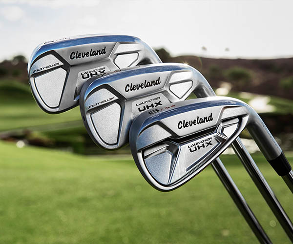 Long Iron Forgiveness, Short Iron Control – Cleveland Launcher UHX Irons