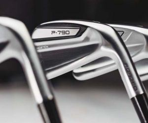 The P790 Irons from TaylorMade