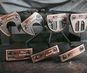 TAYLORMADE GOLF COMPANY ANNOUNCES TP PATINA PUTTER COLLECTION
