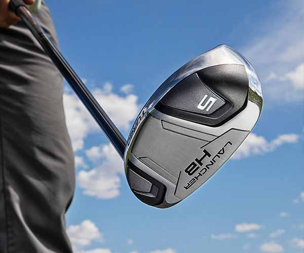 Easy To Hit Faster Than Ever – Cleveland Launcher HB Turbo Irons