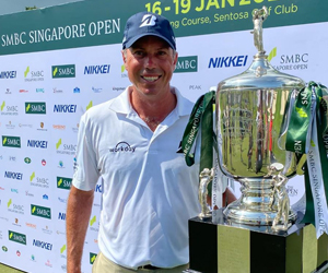 Skechers Elite Athlete Matt Kuchar Wins SMBC Singapore Open
