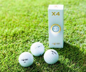 Honma unveils new golf ball line-up