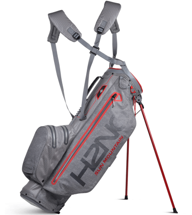 Pan-West Sun Mountain H2NO Superlite Stand Bag GR