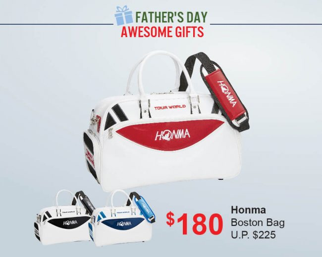 Pan-West Father's Day Honma Boston